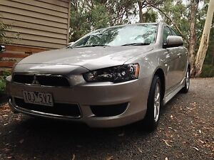 Mitsubishi Lancer LX 2013 Airport West Moonee Valley Preview