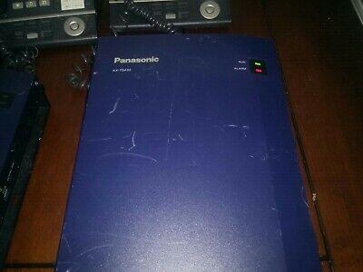 Panasonic Kx-tda50 Hybrid Ip-pbx System Kx-tva50 Vm System 7 Phones