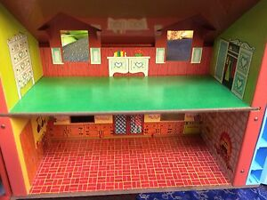 Vintage Fisher Price Little People House in Original Box Strathcona County Edmonton Area image 4
