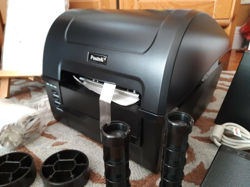 Thermal Printer: Postek 168 C168/200s New