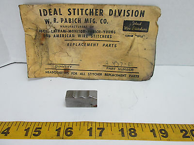 Ideal Stitcher Replacement Parts A-437-e For Wire Stitcher T