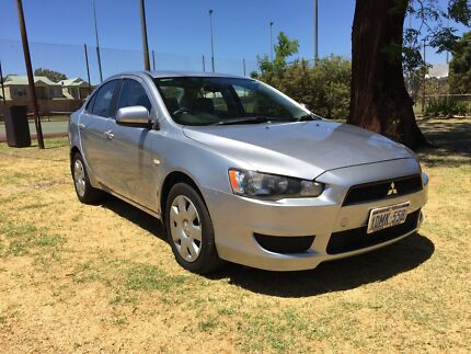 2010 MITSUBISHI LANCER ES AUTOMATIC SEDN $6999 ( MUST DRIVE!! ) Leederville Vincent Area Preview