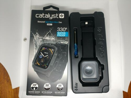 Catalyst Protective Waterproof Case for Apple Watch 44mm