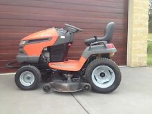 Husqvarna ride on lawn mower Churchill Latrobe Valley Preview