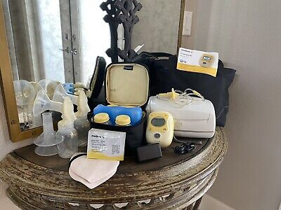 GUC Medela Freestyle Double Electric Breast Pump