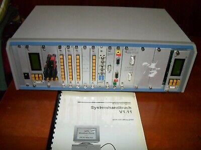 System-diagnose-gerät (KFZ Modular Test System Diagnosegerät CAN Bus  SM8 -Impulsmodul  PM3- RM3 K-line)
