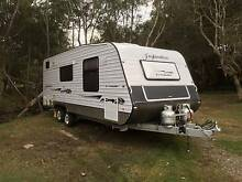 2009 19.5 ft Crusader Custom Built Caravan with all Miami Gold Coast South Preview