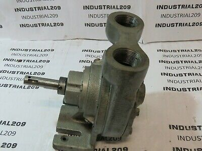Tuthill 1-14 Process Pump 3c1en-cc Used