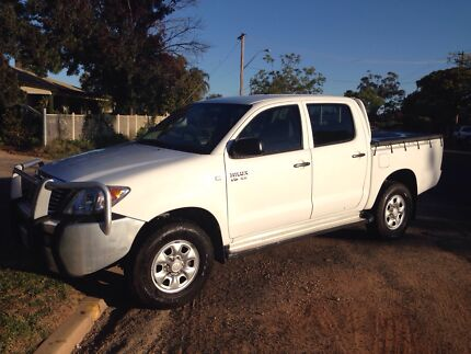 Toyota Hilux Dual Cab Ute Narromine Narromine Area Preview