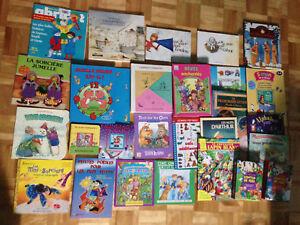 27 livres pour très jeunes enfants