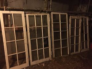 Antique Doors/windows