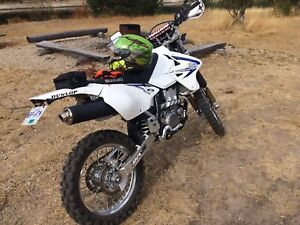 2012 Suzuki DRZ400 mint on/ off road with extras