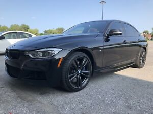 Bmw 340xi 2017 M pack-2 lease transfer