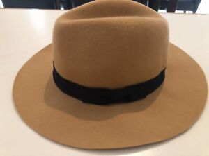 4c2edb2b194 Mooloola Camel Felt Hat