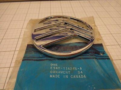 FORD OEM NOS E94Y-13A246-A    Emblem Ornament Some Sable - Sable Ornaments
