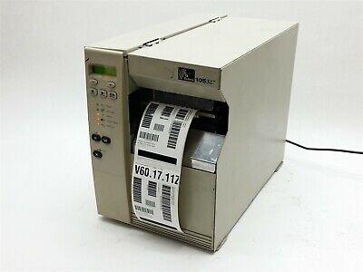 Zebra 105sl Direct Thermal Transfer Barcode Label Printer 203dpi 10500-2001-0500