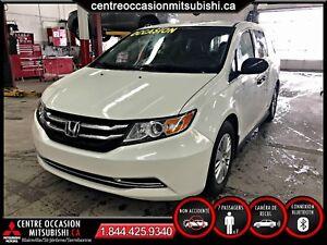 Honda Odyssey LX 7PASS/BLUETOOTH/SIEGESÉLECTRIQUES NON-ACCIDENTÉ