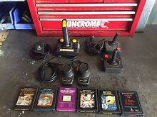Atari games and controllers Muswellbrook Muswellbrook Area Preview