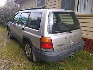 1998 Subaru Forester (repair or parts) Kilsyth Yarra Ranges Preview