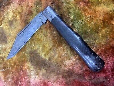NEW YORK COKE BOTTLE HUNTER KNIFE