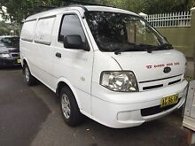 2005 kia pregio sale now 3200$!!!! With 5 wonths rego Marrickville Marrickville Area Preview