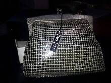 Vintage Silver Mesh Evening Purse Manning South Perth Area Preview