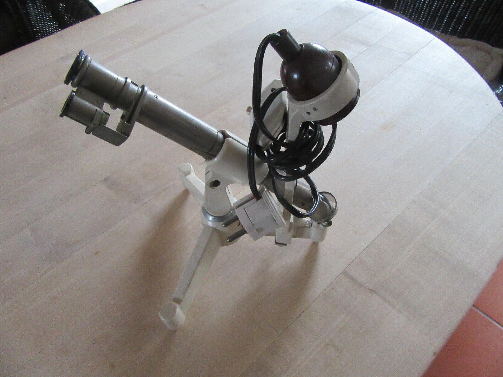 E.Hartnack Refraktometer Polarimeter Antik Sammler Vintage Optik