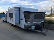 2014 Jayco Expanda 21.64-1 with Ensuite. Great Condition Marino Marion Area Preview