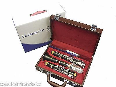 Buffet BC2501N50 E11 Bb Clarinet, Fast Ship