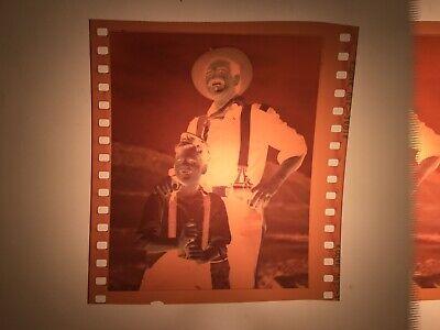 JOHN WAYNE  2 1/2x3 INCH COLOR NEGATIVE
