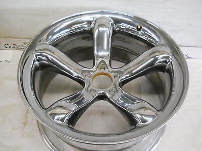 PLYMOUTH PROWLER Wheel 20x10 REAR CHROME NO CAP 2001 2002