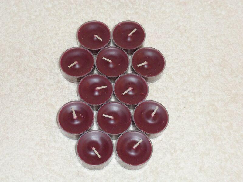 Partylite Mulberry Tealights -- NIB