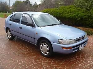 1997 Toyota Corolla Hatchback Maddingley Moorabool Area Preview