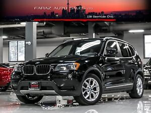 2013 BMW X3 2.8i|PANO ROOF|PARKING SENSORS|BLUETOOTH