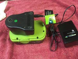 Batterie avec chargeur