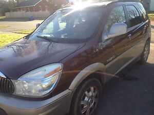 2002 Buick rendezvous awd AS IS (selling parts )