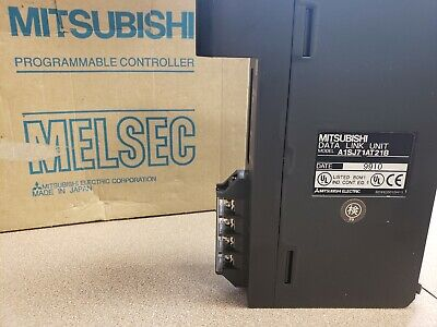 Mitsubishi Melsec A1sj71at21b Data Link Module For Plc