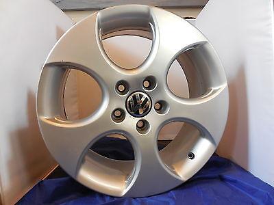 Volkswagen Golf Jetta 06 07 08 09 10 11  17X7 5 69871   Original Wheel Rim Stock