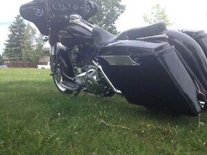 2008 Harley Davidson Street Glide Custom