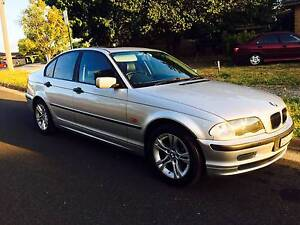 2000 BMW Other Sedan Burwood East Whitehorse Area Preview