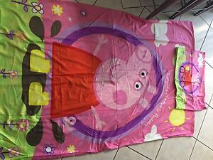 Peppa pig doona Wauchope Port Macquarie City Preview