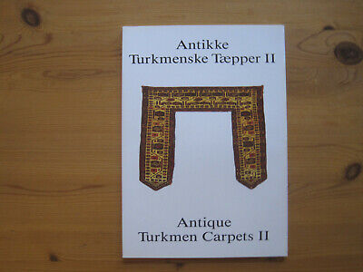 Elmby: Antique Turkmen Carpets II (1994)