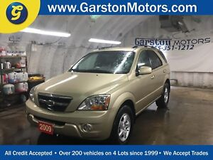 2009 Kia Sorento LX*4WD*PHONE CONNECT*HEATED FRONT SEATS*TRACTIO