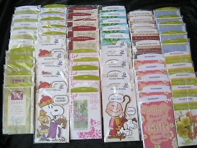 Wholesale Lot 180 Dayspring Greeting Cards Christmas Easter Christian $534 MSRP