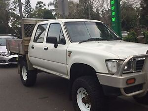 Hilux - Diesel St Ives Ku-ring-gai Area Preview