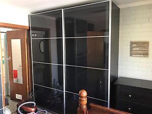 IKEA Pax double wardrobe (large) Cottesloe Cottesloe Area Preview
