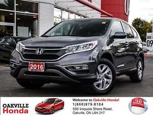 2016 Honda CR-V EX AWD 1-Owner|Clean Carproof|Sunroof|Lanewatch