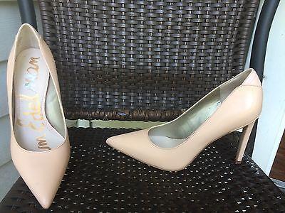 Shoes Sam Edelman Dea Nude Leather
