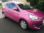 2014 Mitsubishi Mirage Glenorchy Glenorchy Area Preview