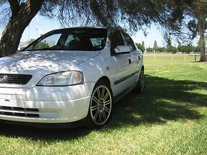 2001 Holden Astra hacth RWC VERY GOOD CONDITION Narre Warren Casey Area Preview